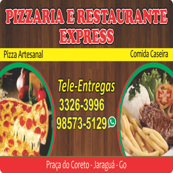 PIZZARIA E RESTAURANTE EXPRESS