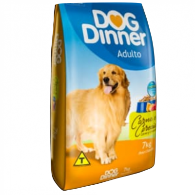 Ração Dog Dinner  Adulto 20 kg
