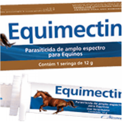 EQUIMECTIN 12 GR -  EQUINOS
