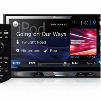 DVD AVH-X598TV C/ INTERFACE ANDROID C/ WAZE SPOTIFY