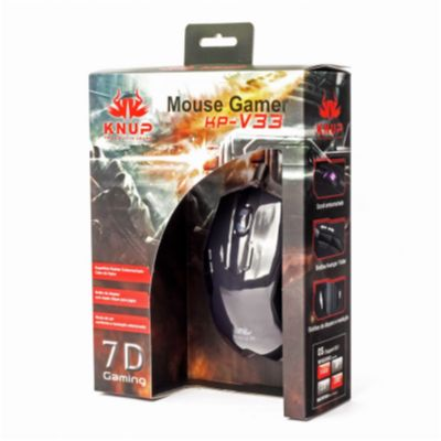 MOUSE GAMER KP-V33