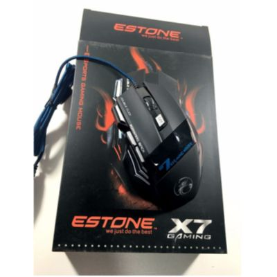 Mouse Game Estone X7 Gaming Dpi E-sports 7 Botoes