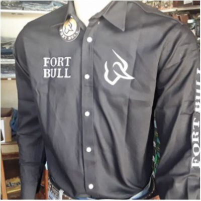 Camisa Country Fort Bull