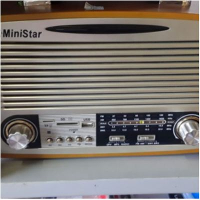 Radio MiniStar MS-700BT
