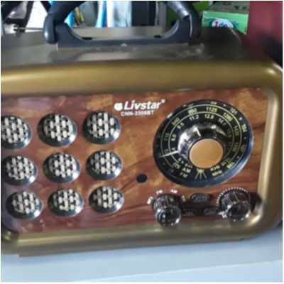 Radio Livstar CNN-3306BT