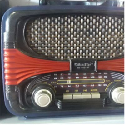 Radio MiniStar MS-9031BT