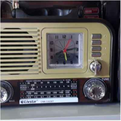 Radio Livstar CNN-3302BT