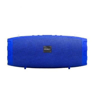 Caixa de Som Soundbox TWO Azul Frahm - Portátil - 50W RMS - Bluetooth - USB - SD CARD - Bateria Reca