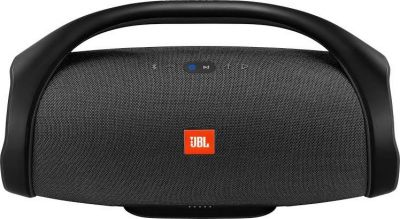 Boombox Portable Bluetooth Speaker - Black