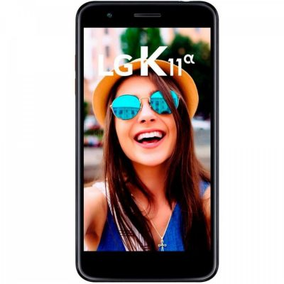 Smartphone LG K11 Alpha mem. 16gb, câm. 8mp